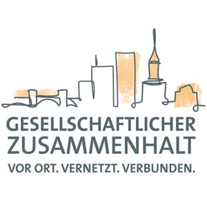 Logo: Gesellschaftlicher Zusammenhalt